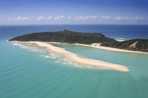 rainbow beach double island point tour