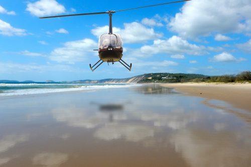 scenic flights Rainbow Beach