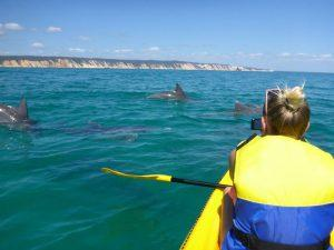 Rainbow Beach best kayaking tours
